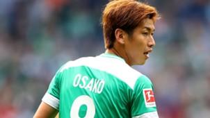 2018-09-15 Osako Yuya Bremen