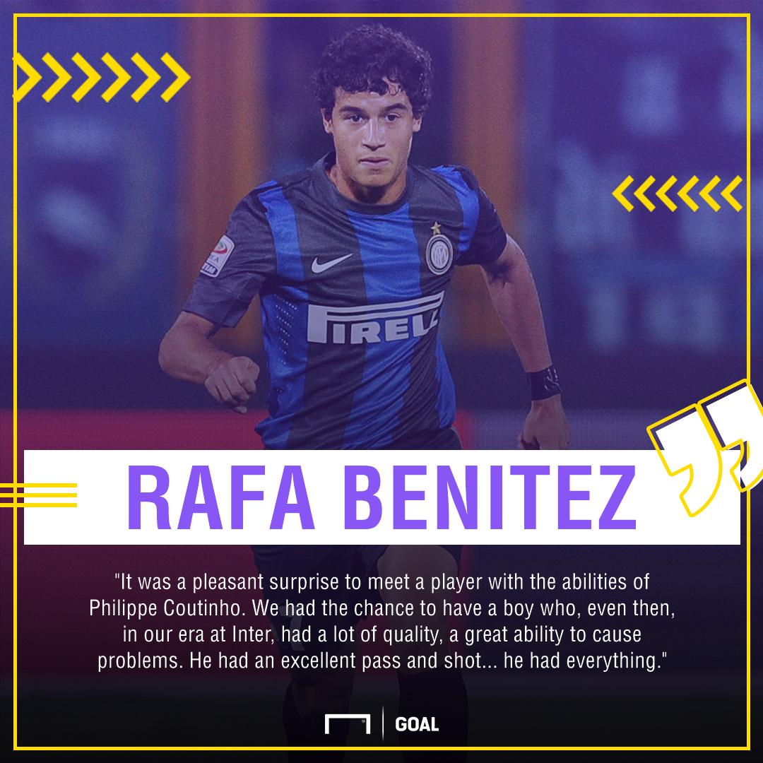 Benitez Coutinho Inter PS
