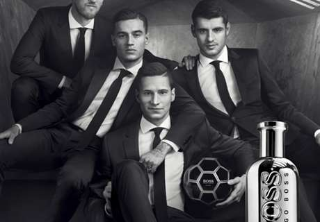 BOSS Parfums Man Of Today: Philippe Coutinho