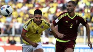 Radamel Falcao Venezuela - Colombia 31082017