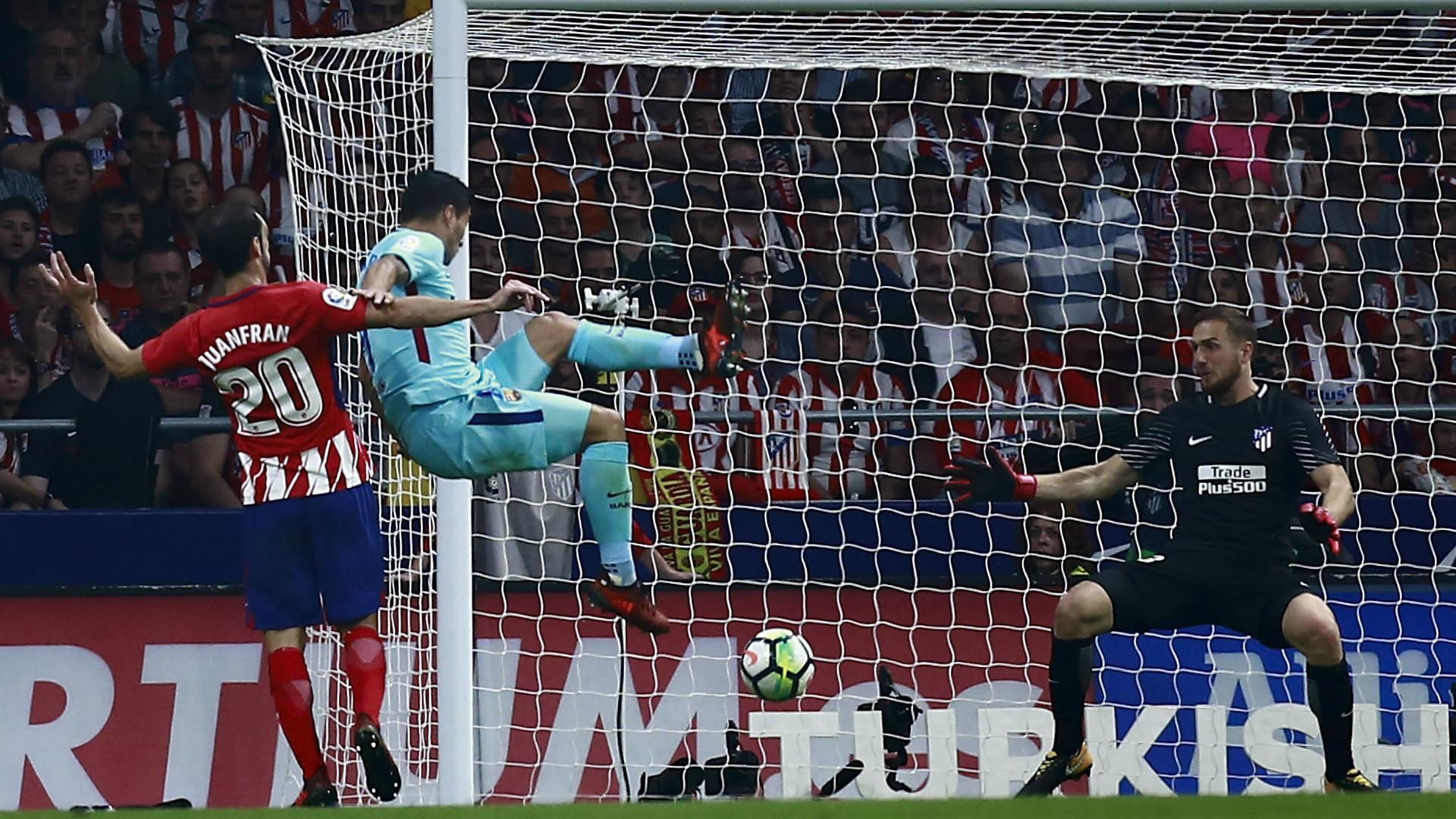 Suarez Atletico Barcelona