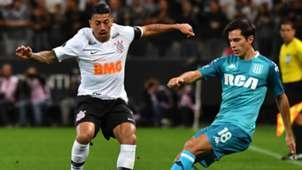 Ralf Augusto Solari Corinthians Racing Copa Sudamericana 14022019