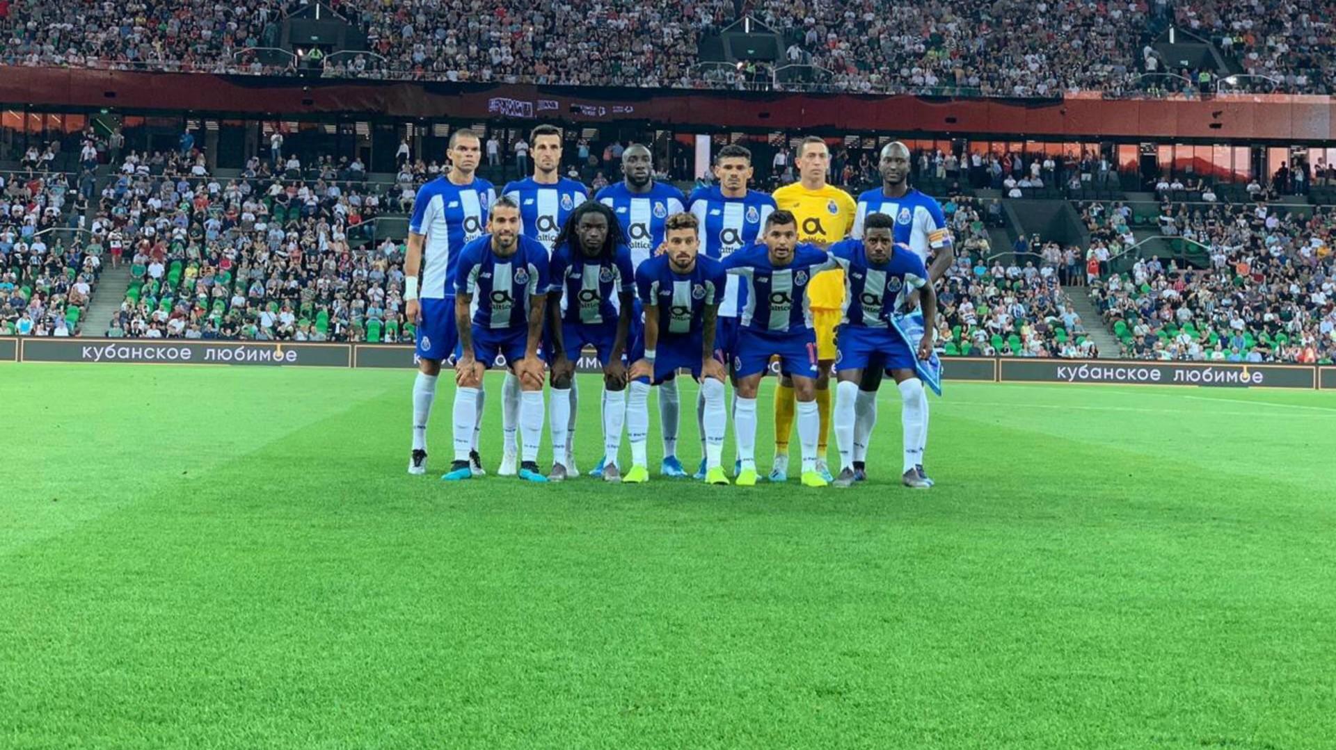 Cómo ver online el Porto vs Krasnodar y a qué hora es | Goal.com