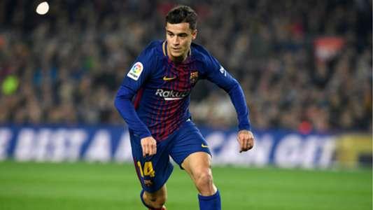Philippe Coutinho Barcelona Espanyol Copa del Rey