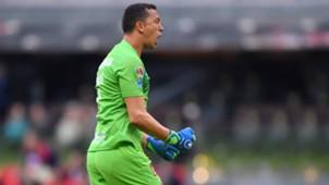 Agustín Marchesín América Liga MX Apertura 2018