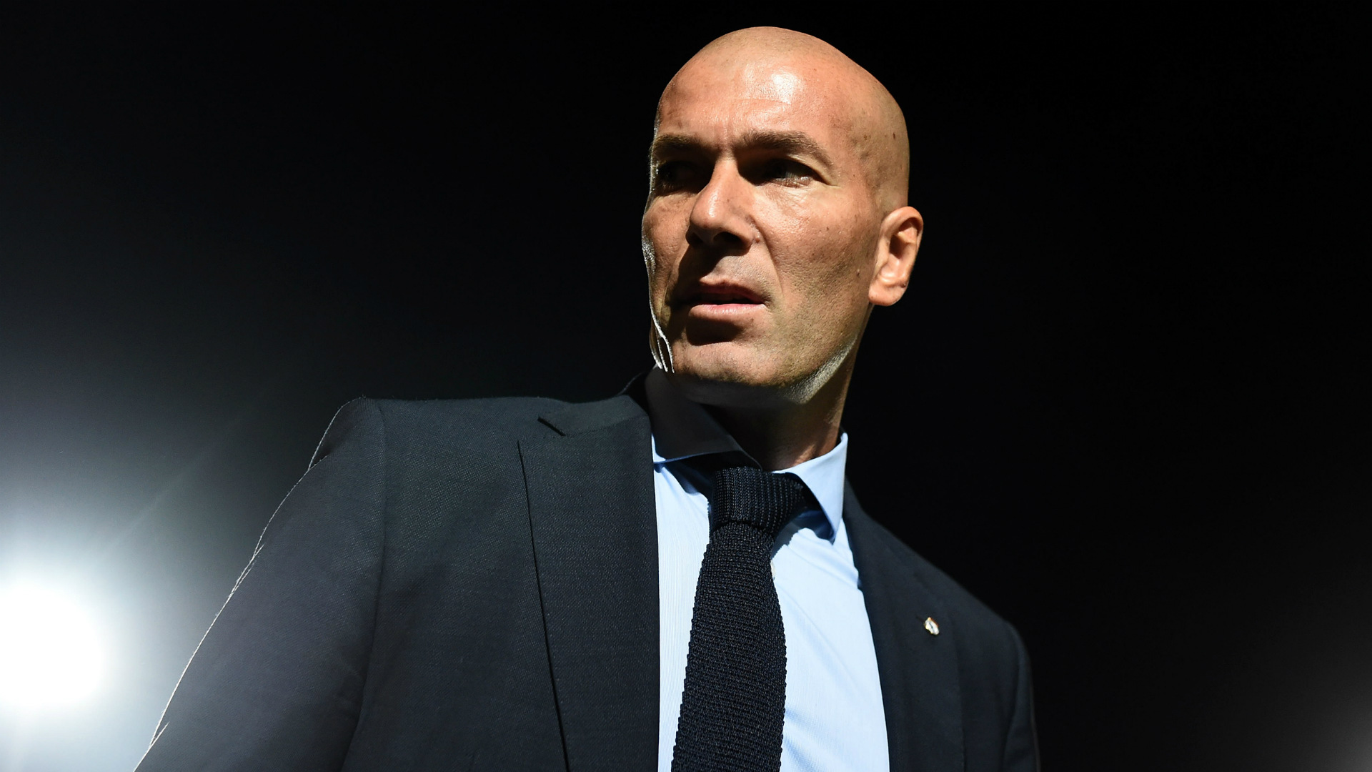 Zinedine Zidane Real Madrid 2017