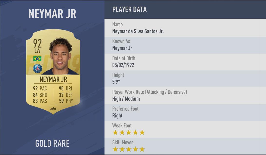 8d2b1cbff2b1 FIFA 19 Skill Moves  How to do Neymar Flick