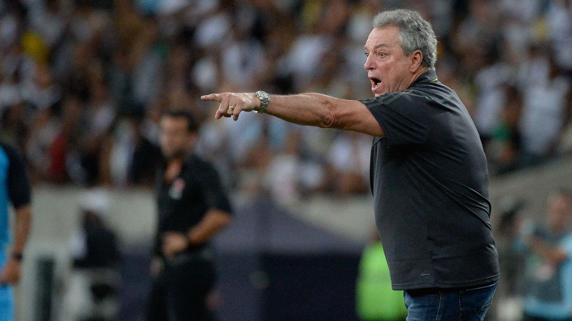 Abel Braga Vasco Flamengo Carioca 09032019