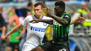 Perisic Duncan Sassuolo Inter Serie A