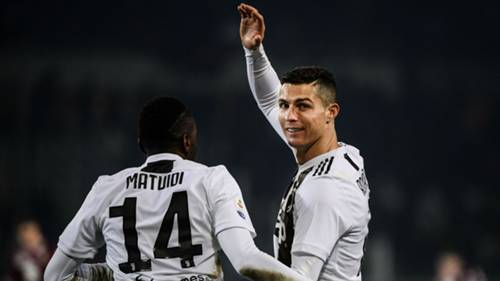 Matuidi Ronaldo