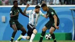 Nigeria v. Argentina