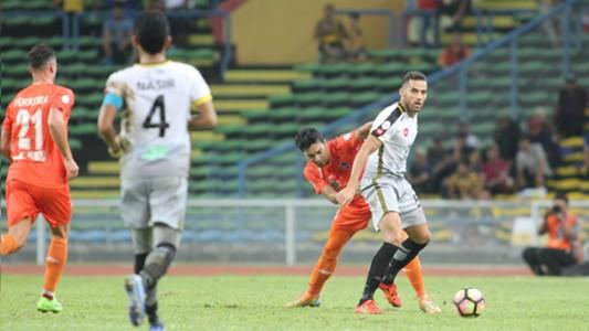 Gilmar Filho, Perak, PKNS, Malaysia Cup, 29/07/2017