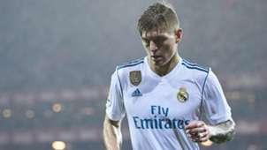 Toni Kroos Real Madrid