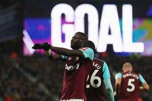 Cheikhou Kouyaté West Ham