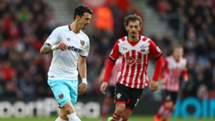 Jose Fonte Premier League Southampton v West Ham
