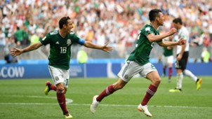 México - Alemania Russia 2018