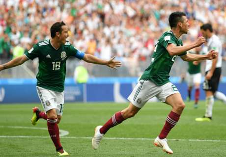Mexico shows no fear impressive win over Germany