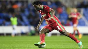 Wilfried Bony Swansea City League Cup