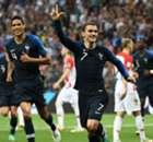 As imagens espetaculares de França 4x2 Croácia