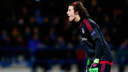 Mile Svilar Benfica