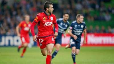 Nikola Mileusnic Adelaide United