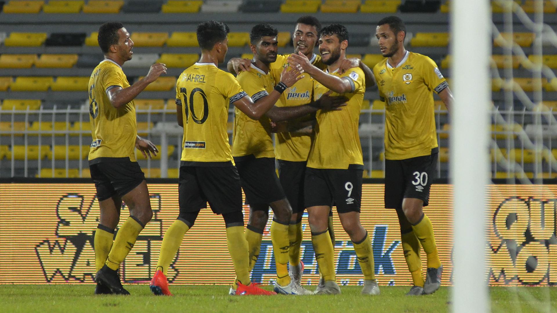 Perak v Terengganu FC, Malaysia Super League, 18 Jun 2019