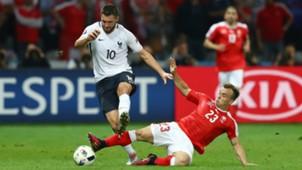 Switzerland France UEFA Euro 2016 19062016