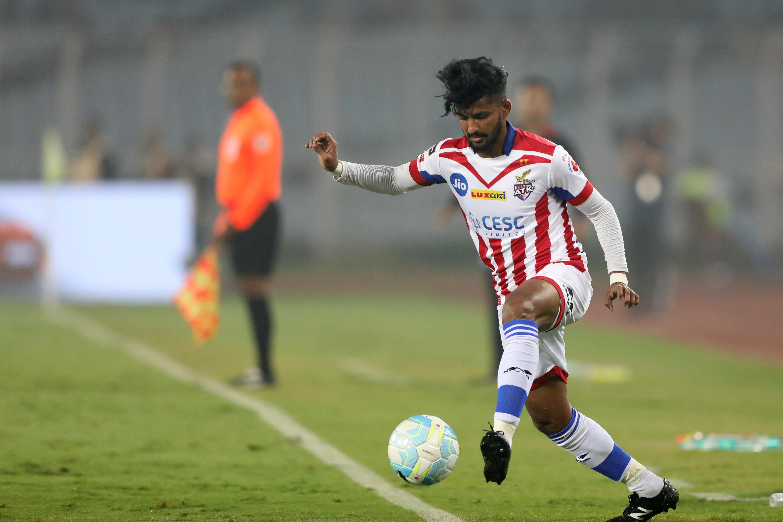 Jayesh Rane ATK Delhi Dynamos ISL 2017/18