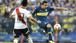 Leonardo Jara Boca River Superclasico Superliga 23092018