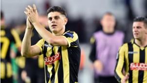 Milot Rashica, Zulte Waregem - Vitesse, Europa League 10192017