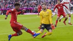 Kingsley Coman Bayern Zieler Stuttgart Bundesliga 270119