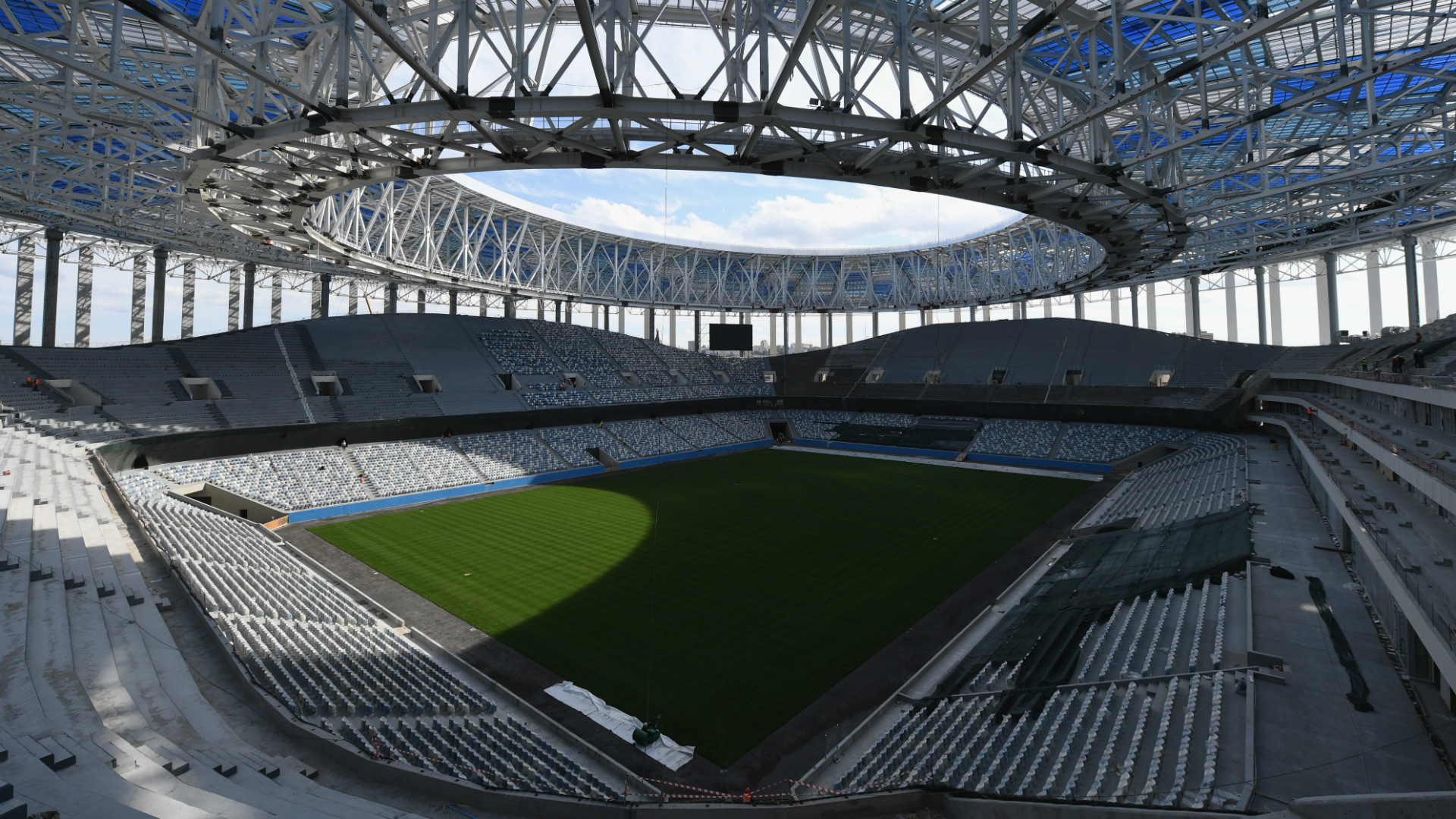 Stadium Manpower Reserves in Kazan: description, address 75