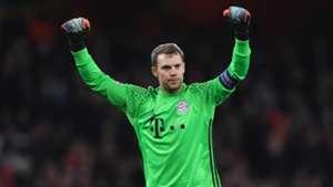 Manuel Neuer Bayern München 07032017