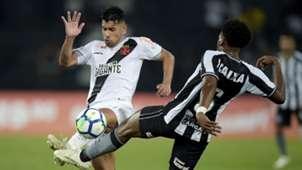 Andrés Rios Moisés Botafogo Vasco Brasileirão Série A 09102018
