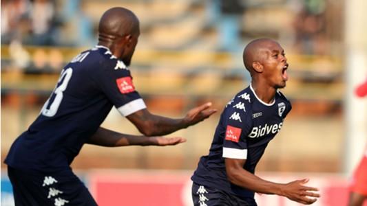 Phumlani Ntshangase and Sifiso Hlanti - Bidvest Wits