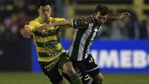 Lisandro Martinez Nico Bertolo Defensa y Justicia Banfield Copa Sudamericana 21082018