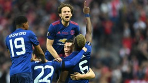 Daley Blind, Ajax - Manchester United, Europa League final, 24052017