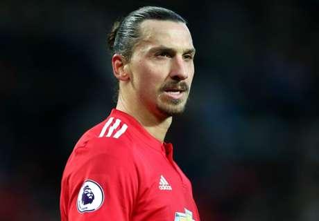 Man United Umumkan Kepergian Zlatan