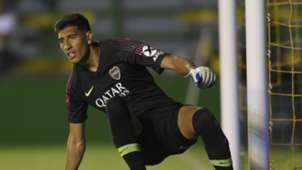 Esteban Andrada Boca Defensa y Justicia Superliga Fecha 20