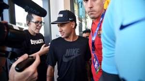 Neymar, Holiday/Urlaub, USA, 31072017