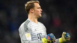 Manuel Neuer FC Bayern