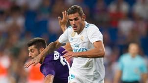 Theo Hernandez Real Madrid 23082017