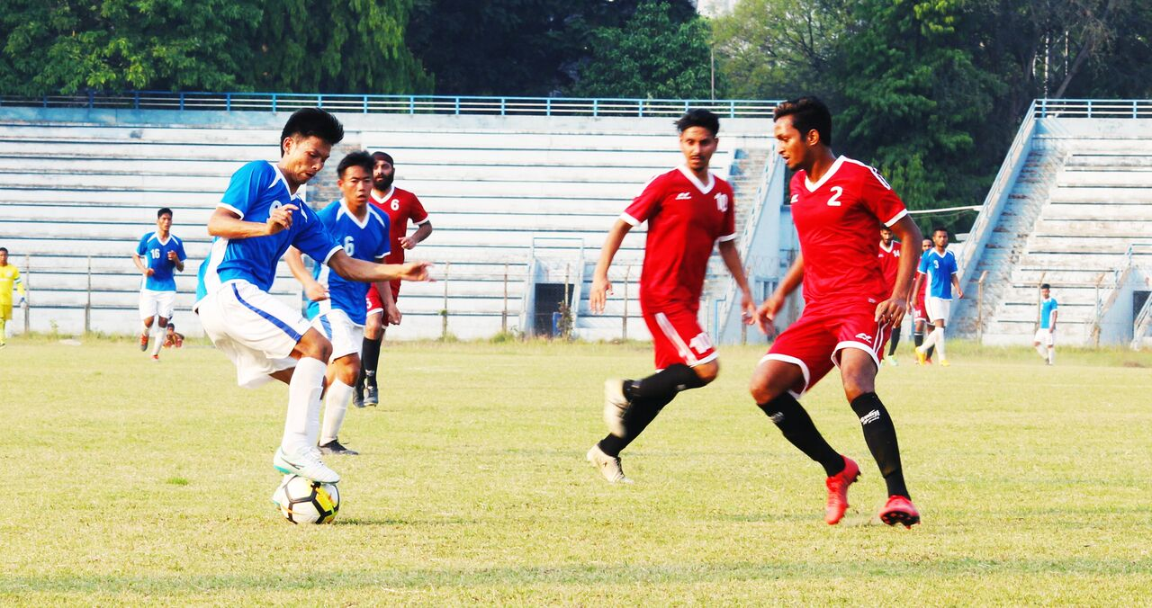 Chandigarh vs Manipur Santosh Trophy 2018