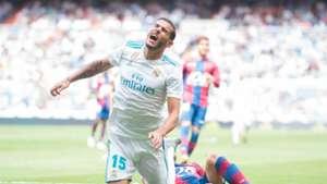 Real Madrid Levante La Liga