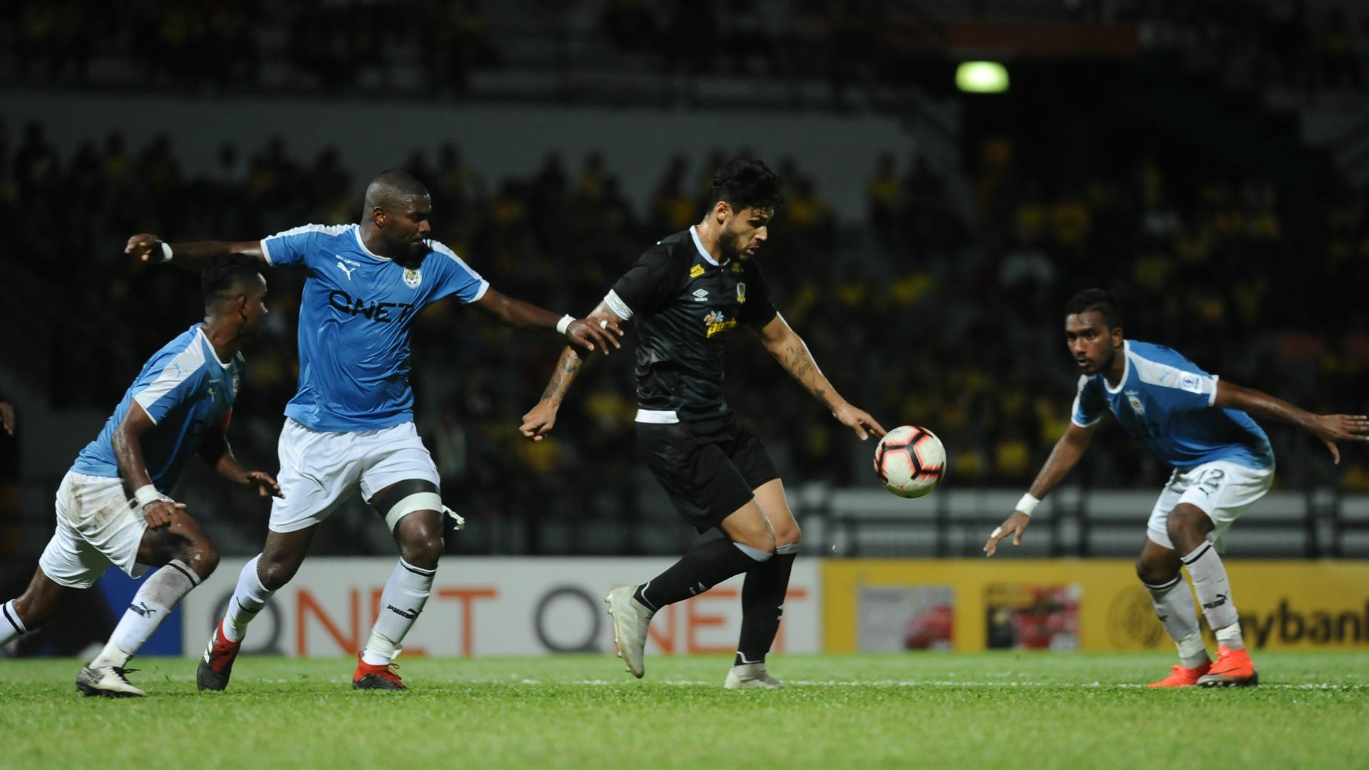 Ronaldo Henrique Silva, PJ City FC v Perak, Malaysia Super League, 14 Jun 2019