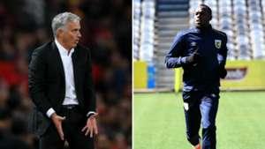 Jose Mourinho/ Usain Bolt