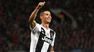 Cristiano Ronaldo Juventus 2018