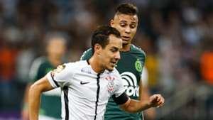 Rodriguinho Joao Pedro Corinthians Chapecoense Brasileirao Serie A 13052017