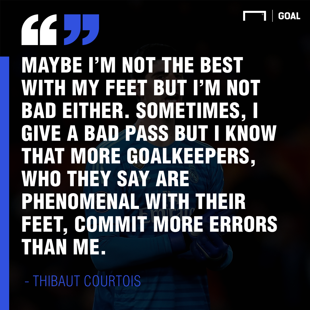 Courtois quote PS