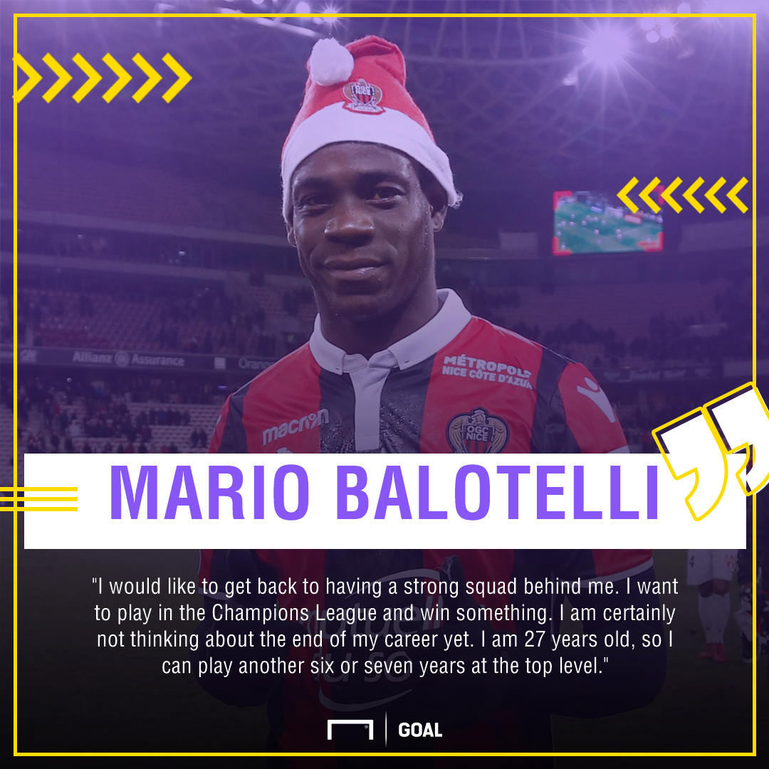 Mario Balotelli transfer PS